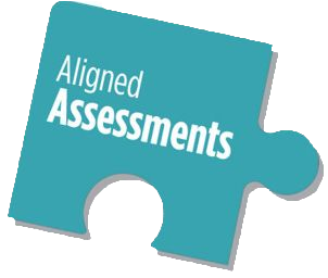 aligned assessments puzzle piece