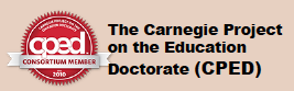The Carnegie Project on the Education Doctorate (CPED)