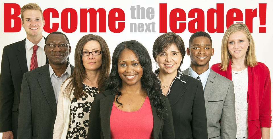 Become the next leader in education
