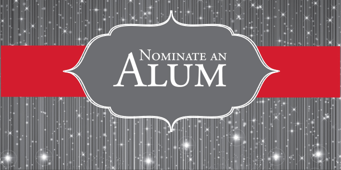 Nominate an alum